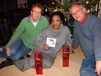 Ann Harris Christmas cd